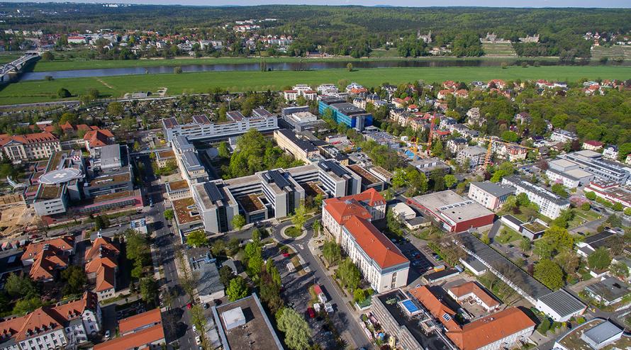 Beauftragter für Biologische Sicherheit (w/m/d)  - Uniklinik Dresden - Header