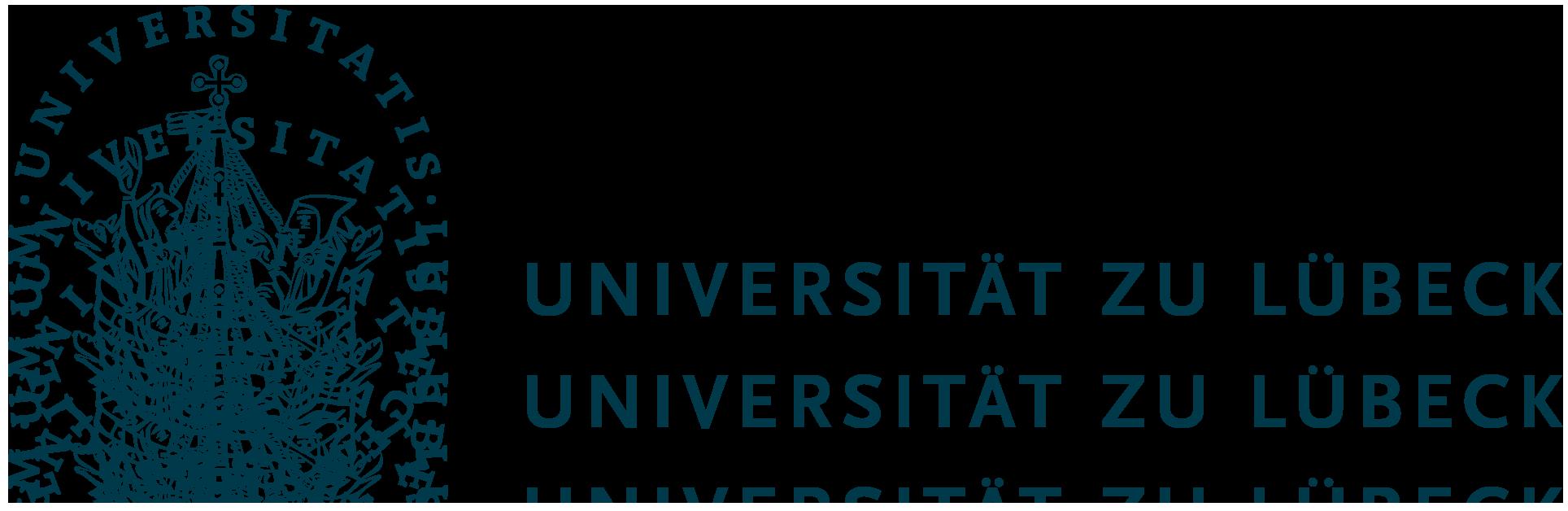 Universität zu Lübeck - logo