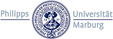 Qualifikationsprofessur für Konfliktforschung - Uni Marburg - Logo