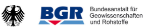 Bundesanstalt für Geowissenschaften und Rohstoffe - BGR - Logo