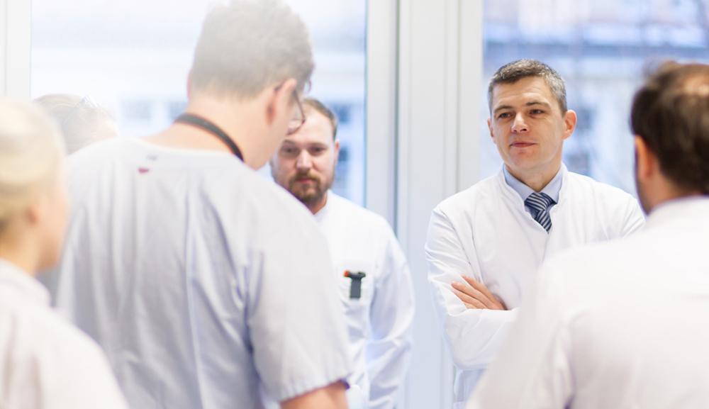 Leitender Oberarzt (m/w/d) - Otto-von-Guericke-Universität Magdeburg - Header
