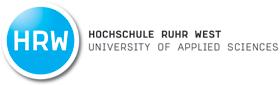 Wissenschaftlicher Mitarbeiter (m/w/d) für den Bereich Wirtschaftsrecht - Hochschule Ruhr West- Logo