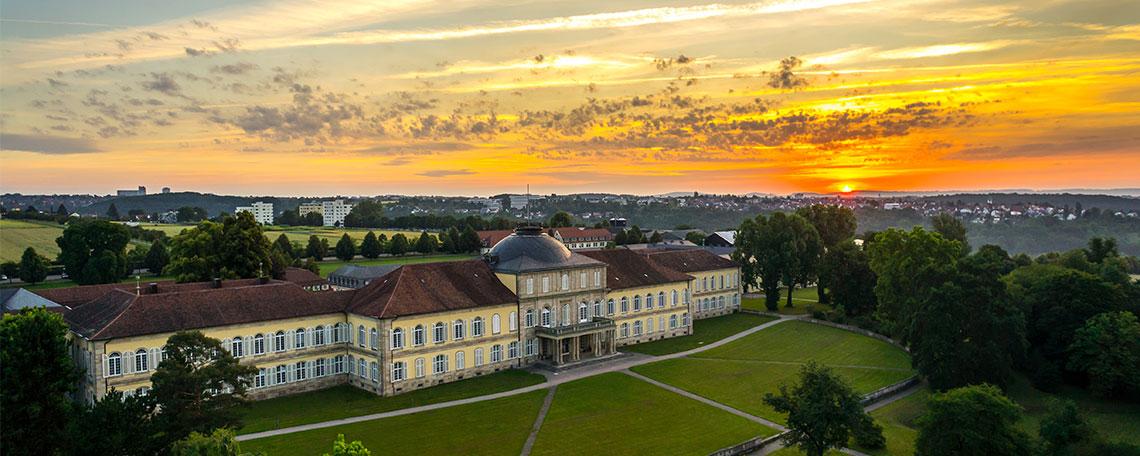 Projektleitung (w/m/d) - Universität Hohenheim - Header