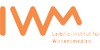 Wissenschaftlichen Mitarbeiter / Doktorand (m/w/d) - Leibniz-Institut für Wissensmedien (IWM) / Knowledge Media Research Center (KMRC) - Logo