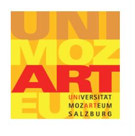 Universitätsprofessur - Universität Mozarteum Salzburg - Logo
