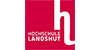 Professur (W2) für Digitalisierung in der Sozialen Arbeit - Hochschule Landshut - Logo