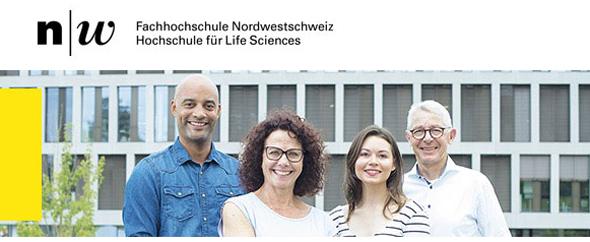 Professur / Studiengangsleiter (m/w/d) - Fachhochschule Nordwestschweiz - Logo