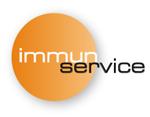 Immunservice - logo