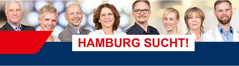 Facharzt / Arzt (m/w/d) - Freie und Hansestadt Hamburg - Logo