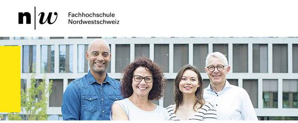 Leiter (m/w/d) - Fachhochschule Nordwestschweiz - Logo