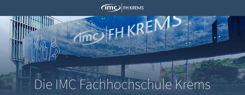 Professor/in - FH Krems - Logo