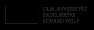 Guest Professorship Film and Knowledge - Filmuniversität Babelsberg KONRAD WOLF Potsdam - Logo