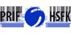 """Wissenschaftlicher Mitarbeiter als Doktorand (m/w/d) Programmbereich """"Glokale Verflechtungen"""" - Hessische Stiftung Friedens- und Konfliktforschung (HSFK) - Logo"""