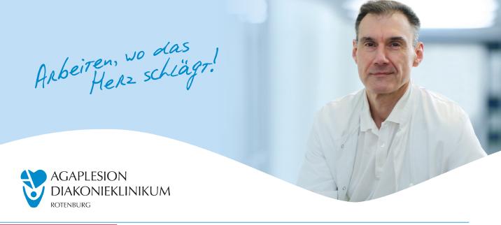 Fach- und Assistenzarzt (m/w/d) - Agaplesion Diakonieklinikum Rotenburg gemeinnützige GmbH - Header