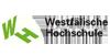 """Wissenschaftlicher Mitarbeiter (m/w/d) für das Arbeitsgebiet """"Neue Technologien für zukünftige Arbeitsumgebungen"""" - Westfälische Hochschule Gelsenkirchen, Bocholt, Recklinghausen - Logo"""