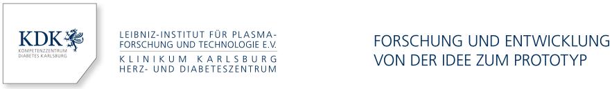 Wissenschaftlich-technische Geschäftsführung (m/w/d) - INP Leibniz-Institut f. Plasma- forschung u. Technologie e.V. - Logo