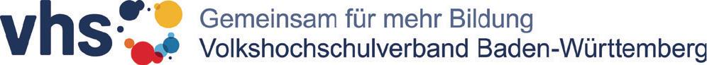 Direktor*in (m/w/d) - Volkshochschulverband Baden-Württemberg - Logo