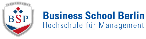 Professur - BSP Business School Berlin - Logo