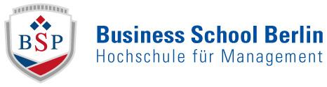 Professur - BSP Business School Berlin - Logo