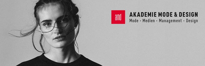 Professor (m/w/d) - AMD Akademie Mode & Design GmbH - Logo