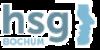 """Stiftungsprofessur (W2) """"Rehabilitationswissenschaft"""", Schwerpunkt: Sehbeeinträchtigung bei Kindern und Jugendlichen - Hochschule für Gesundheit (HSG) Bochum - Logo"""