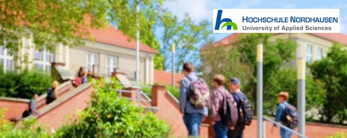 Wissenschaftlicher Mitarbeiter (m/w/d) - Hochschule Nordhausen - Header
