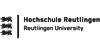 Professur (W2) Umweltchemie und instrumentelle Analytik - Hochschule Reutlingen - Logo