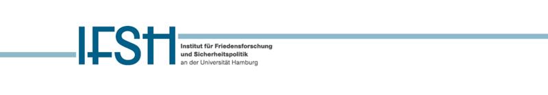 wissenschaftliche Mitarbeiter*in (m/w/d) - IFSH - logo