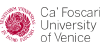 Research fellowship on Sustainability assessment of aquaculture supply chains - Università Ca' Foscari Venezia - Logo