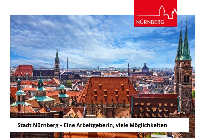 Leiter (w/m/d) des Memoriums Nürnberger Prozesse - Nürnberg - logo
