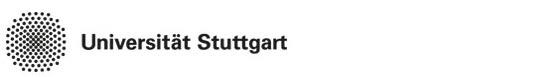 Professorship (W3) - Uni Stuttgart - Logo