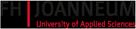 Studiengangsleiter (m/w/d) für Informationsdesign - FH JOANNEUM - Logo