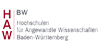 Referent / Projektkoordinator (m/w/d) Digitalisierung an Hochschulen - HAW BW e.V. - Logo
