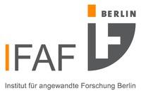 Studentische Hilfskraft (w/m/d) - Institut für angewandte Forschung IFAF Berlin e.V. - Logo