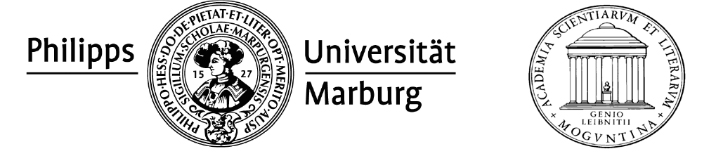 Qualifikationsprofessur (W2) - Uni Marburg - Logo