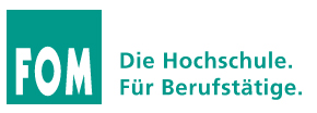 Professuren - FOM Hochschule für Oekonomie & Management gGmbH - Logo