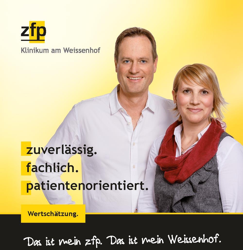 Facharzt (m/w/d) - Klinikum am Weissenhof - Header