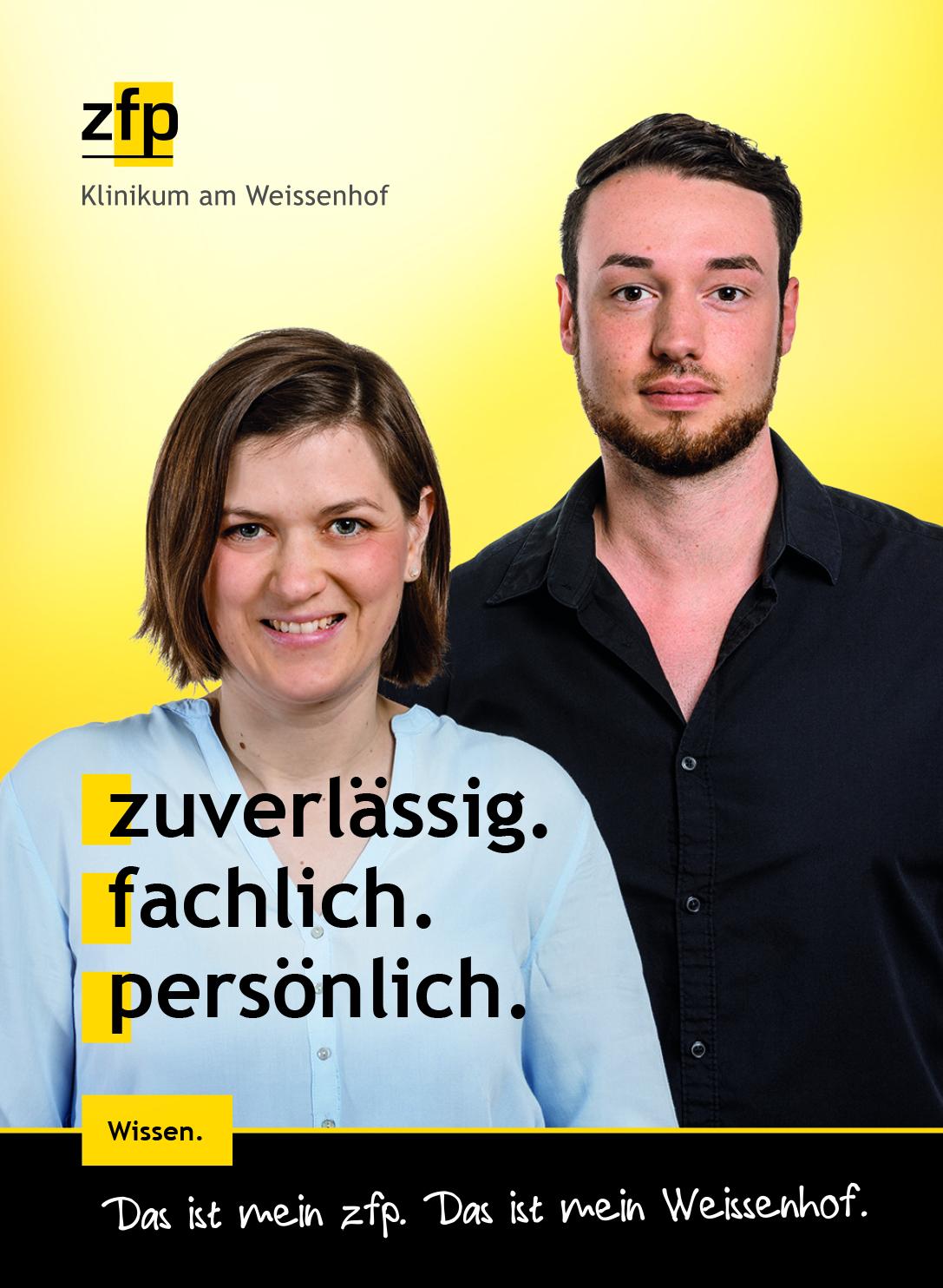 Assistenzarzt (m/w/d) - Klinikum am Weissenhof - Header