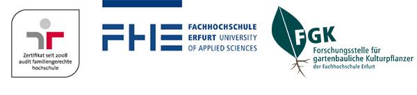 PostDoc / Wissenschaftlicher Mitarbeiter (m/w/d) - Fachhochschule Erfurt - Logo