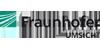 """Promotion """"Sauerstoffentfernung aus wasserstoffreichen Prozessgasen mittels Nicht-themischen Plasmas"""" - Fraunhofer-Institut für Umwelt-, Sicherheits- und Energietechnik UMSICHT - Logo"""