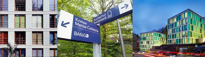 Hochschul-Sozialwerk Wuppertal Anstalt des öffentlichen Rechts - Slider1
