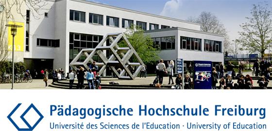 Akademischer Mitarbeiter (m/w/d) - Pädagogische Hochschule Freiburg - Logo