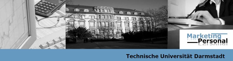 Wissenschaftlicher Mitarbeiter (m/w/d) - Technische Universität Darmstadt - Logo