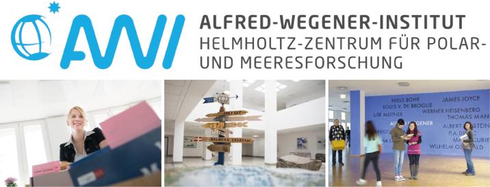Wissenschaftlicher Referent (m/w/d) - Alfred-Wegener-Institut - Logo