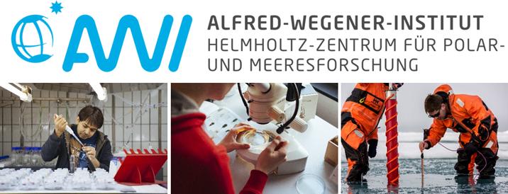 PostDoc (m/w/d) - Alfred-Wegener-Institut - Logo