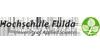 """Professur (W2) für das Lehrgebiet """"Wirtschaftsinformatik, insb. Informationsmanagement und quantitative BWL"""" - Hochschule Fulda - Logo"""