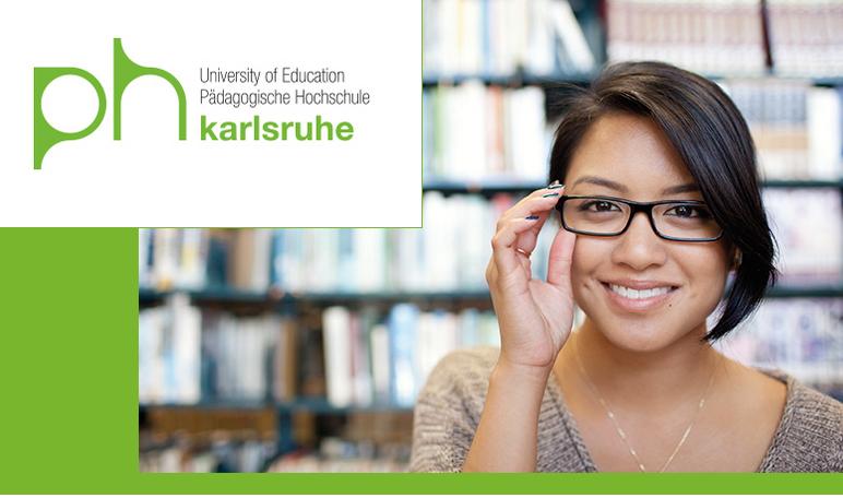 Lehrperson / Wissenschaftlicher Mitarbeiter (m/w/d) für Physik und ihre Didaktik - Pädagogische Hochschule Karlsruhe - Logo