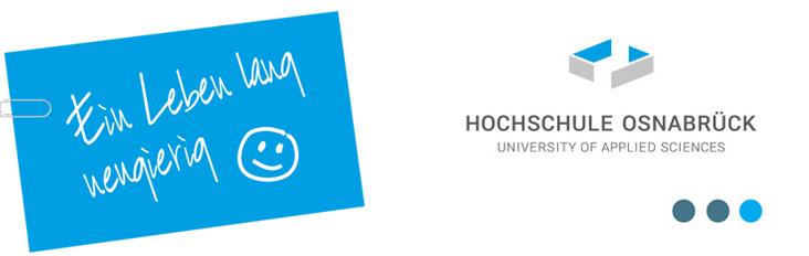Wissenschaftlicher Mitarbeiter (m/w/d) - Hochschule Osnabrück - Logo