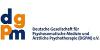 Geschäftsführer (m/w/d) - Deutsche Gesellschaft für Psychosomatische Medizin und Ärztliche Psychotherapie (DGPM) e.V.® - Logo