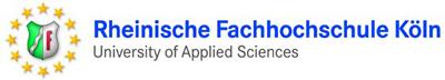 Rheinische Fachhochschule Köln  -  Logo